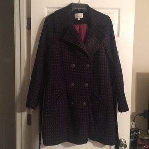Xhilaration XXL pea coat